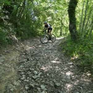 Idea regalo Enduro/All Mountain, mezza giornata – Terni