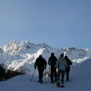 Idea regalo Ciaspolata sulle Alpi