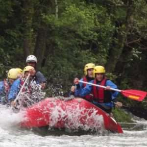 Idea regalo Discesa classica di rafting in Campania