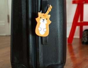 Idea regalo Etichette per valigia – Animali