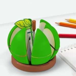 Idea regalo Evidenziatori a forma di frutta – Mela