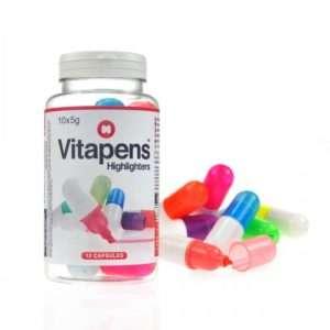 Idea regalo Evidenziatori Vitapens a 9 €