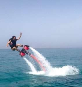 Idea regalo Flyboard + Escursione in barca – Calabria a 150 €