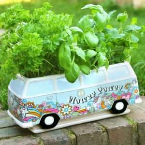 Regalo Flower Power – Vaso da fiori