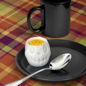 Regalo Teschio – Stampo per uovo
