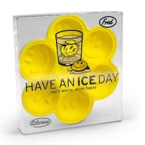 Regalo Stampo per ghiaccio Have an ice day