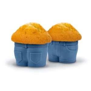 Idea regalo Maniglie dellamore – Stampi per muffin