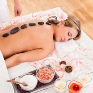 Idea regalo Stone massage e trattamento viso – Cagliari