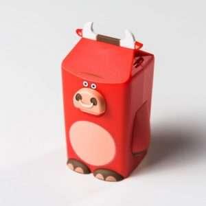 Idea regalo Frigorifero Zoo Parlante – Toro