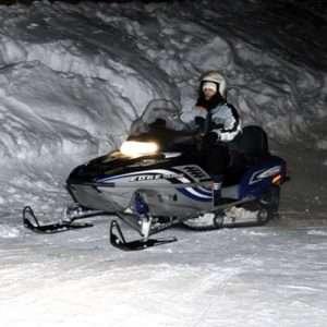 Idea regalo Gita in motoslitta con sosta per cena – Passo del Tonale