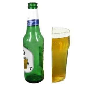 Regalo Mezzo bicchiere di birra