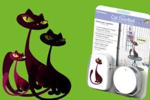 Regalo Campanello per gatti