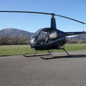 Idea regalo Introduzione all`elicottero – Bergamo