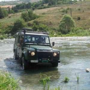 Idea regalo Escursione in jeep in Molise a 199 €