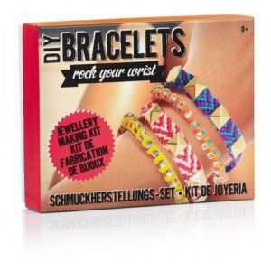 Idea regalo Kit per braccialetti fai da te a 17 €