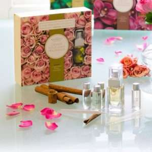 Idea regalo Kit Per Creare Il Tuo Profumo – The Romantic Collection