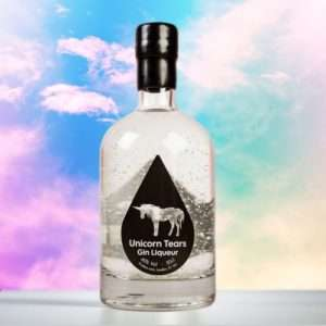 Idea regalo Lacrime di Unicorno – liquore al gin a 54 €