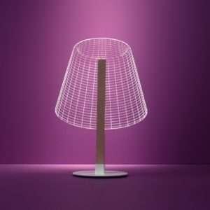 Idea regalo Lampada LED bulbing Classi – Effetto 3D