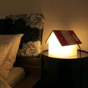 Idea regalo Lampada Libro