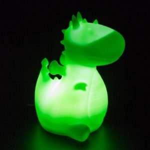 Idea regalo Lampada Orochi Dragon – Verde