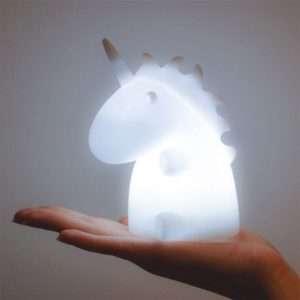 Idea regalo Lampada Unicorno – Bianco a 16 €