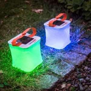 Idea regalo Lanterna LED gonfiabile solare – Luminaid Packlite Spectra a 39 €