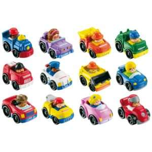 Regalo Little People – Macchinine Fisher Price