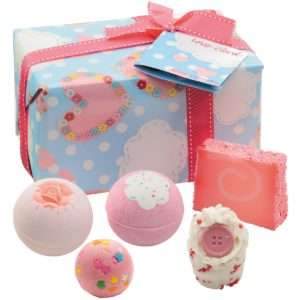 Idea regalo Love Cloud – Set da bagno