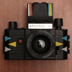 Idea regalo Macchina Fotografica Fai Da Te Konstruktor Di Lomography a 39 €