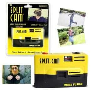 Idea regalo Macchina fotografica Split-Cam