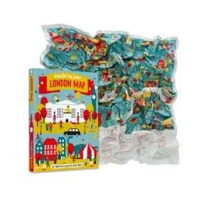 Regalo Crumpled City Junior – Mappe alternative per bambini
