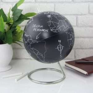 Idea regalo Mappamondo Lavagna a 34 €