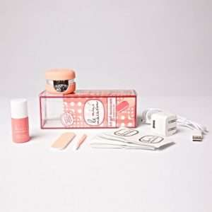 Idea regalo Mini Kit Manicure Macaron – Pesca