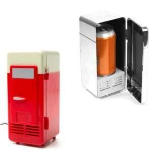 Regalo Mini frigorifero USB
