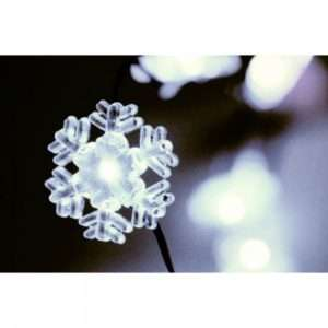 Regalo Luci di Natale – Fiocco di neve