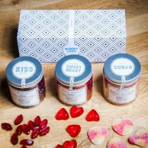 Idea regalo Mix di caramelle Love Box a 19 €