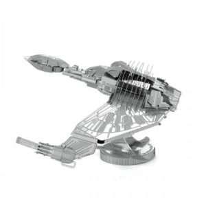 Idea regalo Modelli 3D di Star Trek in metallo – Bird of Prey