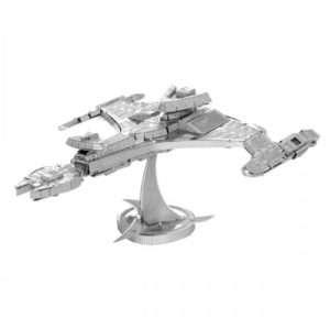 Idea regalo Modelli 3D di Star Trek in metallo – Klingon VOR'CHA