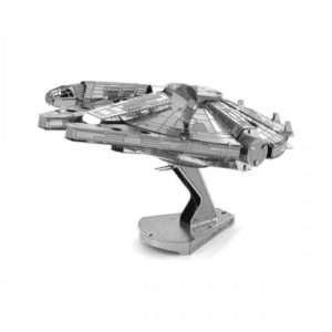 Idea regalo Modelli 3D di Star Wars in metallo – Falcon