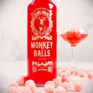 Idea regalo Monkey Balls  liquore alla ciliegia a 27 €
