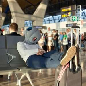 Idea regalo Ostrich pillow  Cuscino Struzzo a 79 €