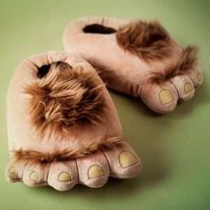 Idea regalo Pantofole – Piedi di Hobbit a 29 €