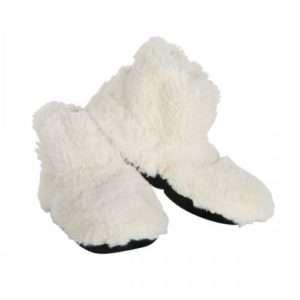 Idea regalo Pantofole Riscaldanti – Beige M a 25 €