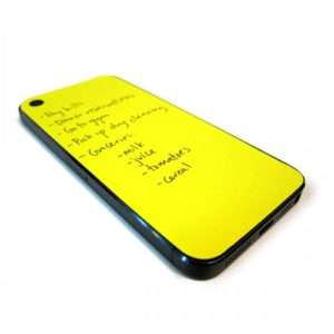 Idea regalo Paperback – Post-it per iPhone 6 a 9 €