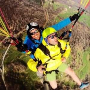 Idea regalo Trekking in montagna e volo in parapendio biposto – Piemonte