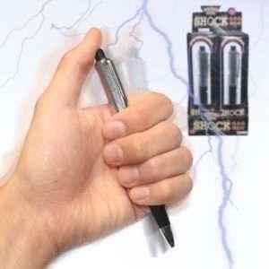Idea regalo Penna con scossa elettrica