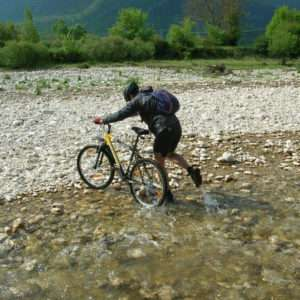 Idea regalo Tour in mountain bike nel Molise a 55 €