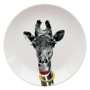 Idea regalo Piatti Selvaggi – Giraffa