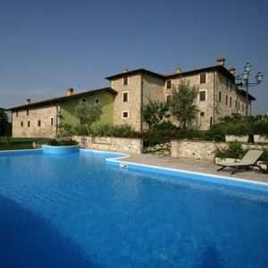 Idea regalo Soggiorno benessere per due in agriturismo – Lago di Garda