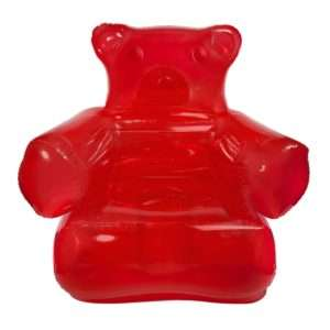 Regalo Poltrona gonfiabile – Gummy Bear